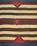 Navajo Late Classic Third Phase Chiefs Blanket